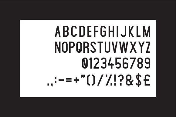 Claxton Typeface