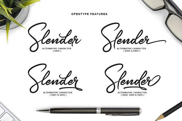 Slender Clean Signature