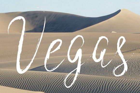 High Desert Script