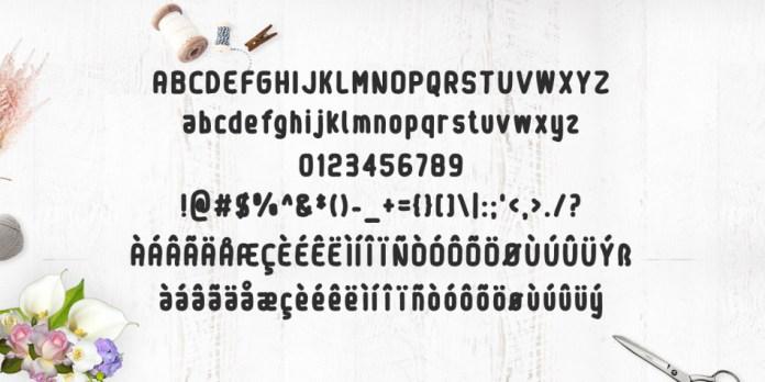 Sinewy Font
