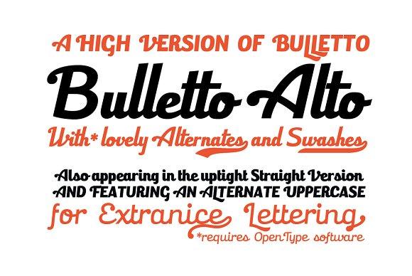 Bulletto - Intro Offer
