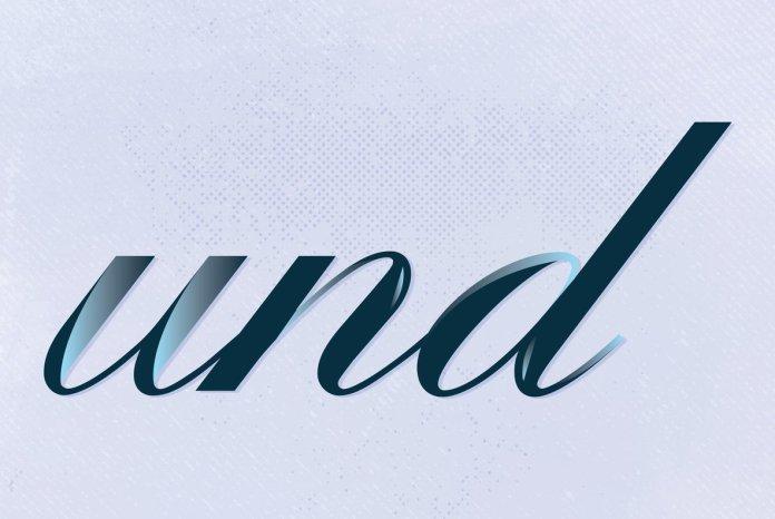 Englische Schreibschrift Font Family