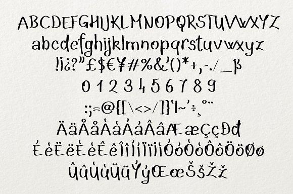 Geryta Font