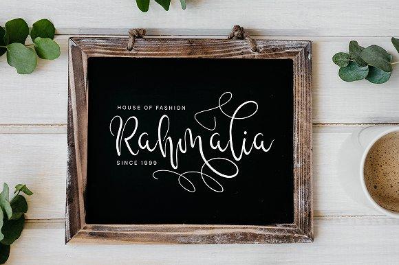 Kallitha Script Font