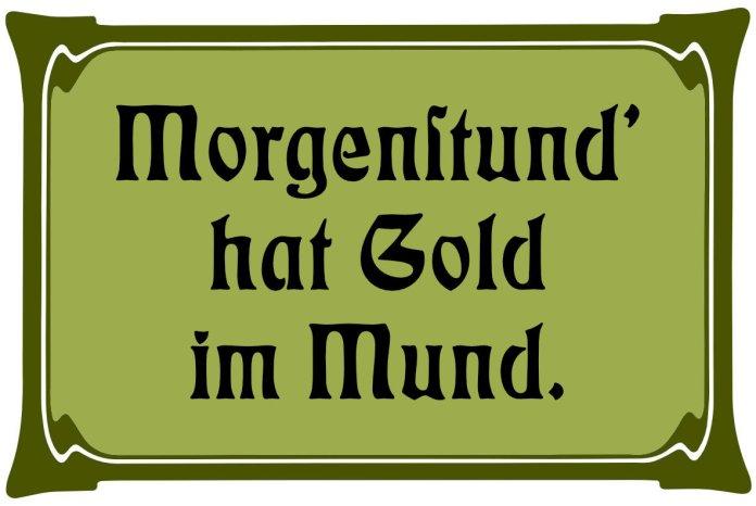 RMU Eckmannschrift Font Family