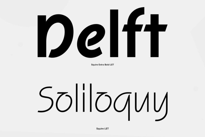 Squire Font Family