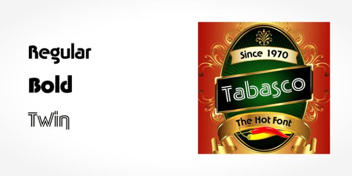 Tabasco Font Family