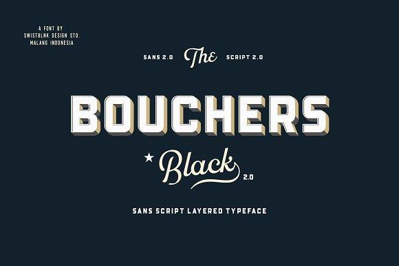 Bouchers Family Bundle