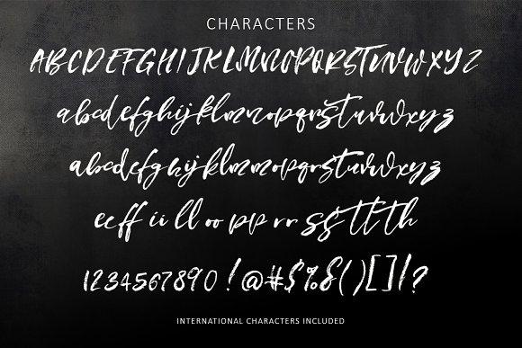 Bright Soul Script Font