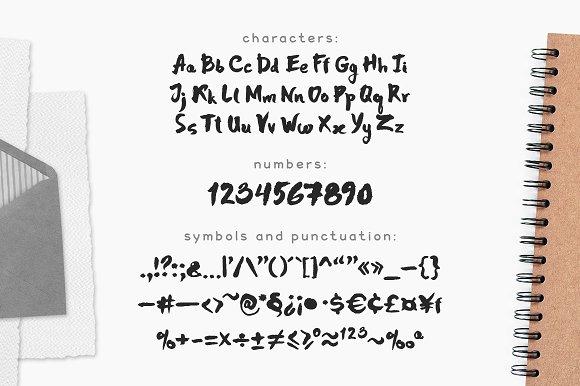 Cosy Blot Font