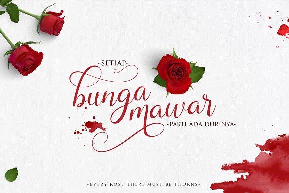 Lysandra Beauty Font