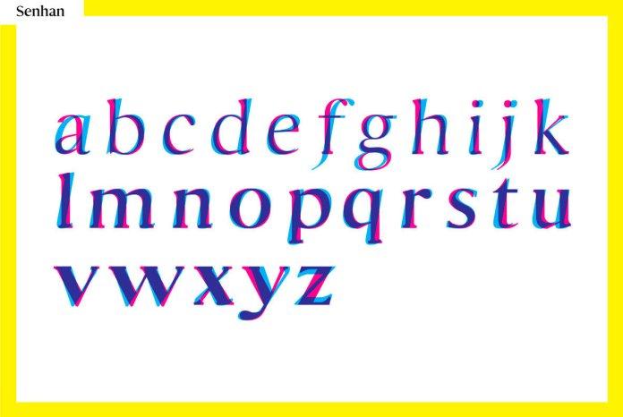 Senhan Font Family