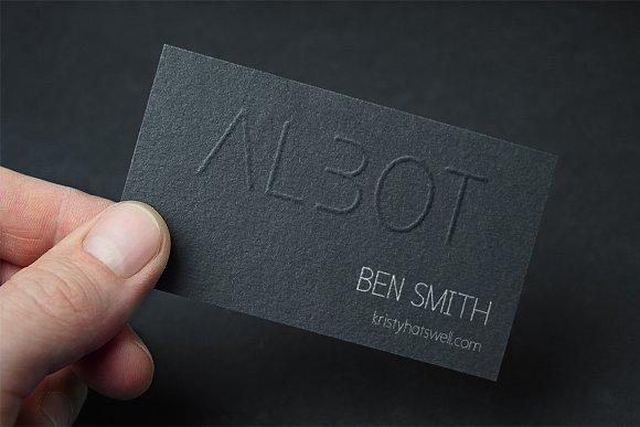 Albot Font