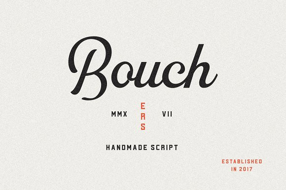 Bouchers Type Collection