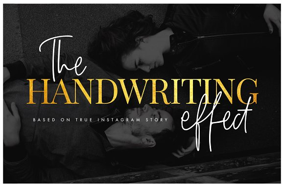 Queen Waffle - Fancy Handwriting