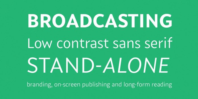 Sprout Font Family