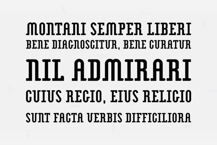Impakt Font