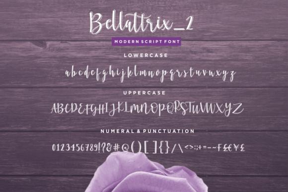 Bellattrix Font
