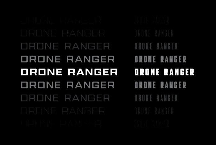 Drone Ranger Pro Font Family