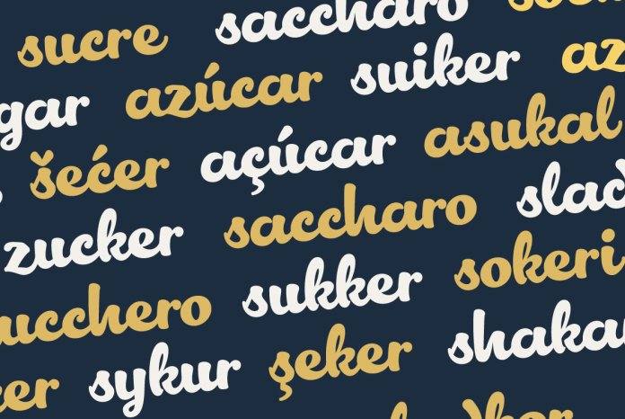 Lactosa Font Family