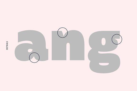 Mohr Sans Serif Fonts