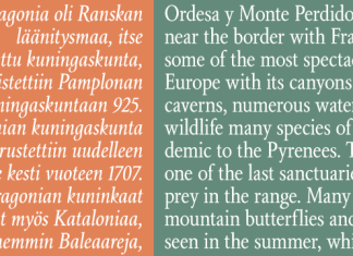 Aragon Condensed Font Family