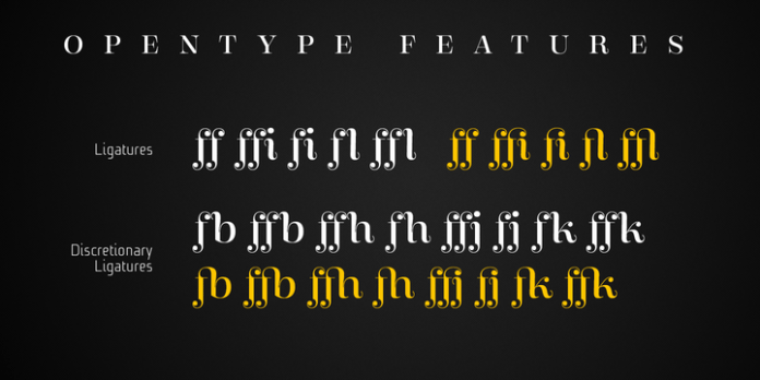 Encorpada Essential Font Family