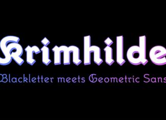 Krimhilde Font Family