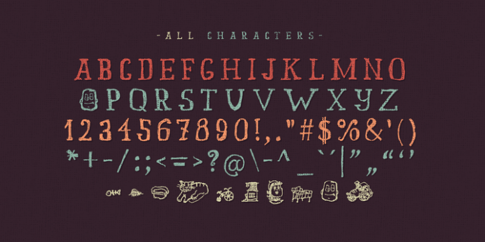 Old Story Font