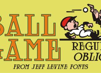 Ball Game JNL