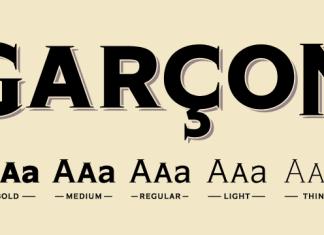 Garcon Grotesque Font Family