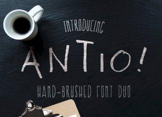 Antio Prokopi Font