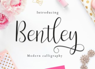 CreativeFabrica - Bentley Script