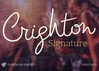 Crighton + Lev Duo Font Pack