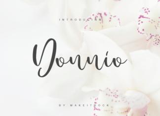 Donnio Font