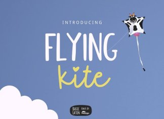 Flying Kite Font Family
