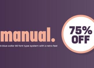Manual Font Sans Serif