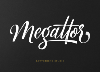 Megattor Font