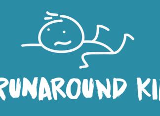 Runaround Kid Font