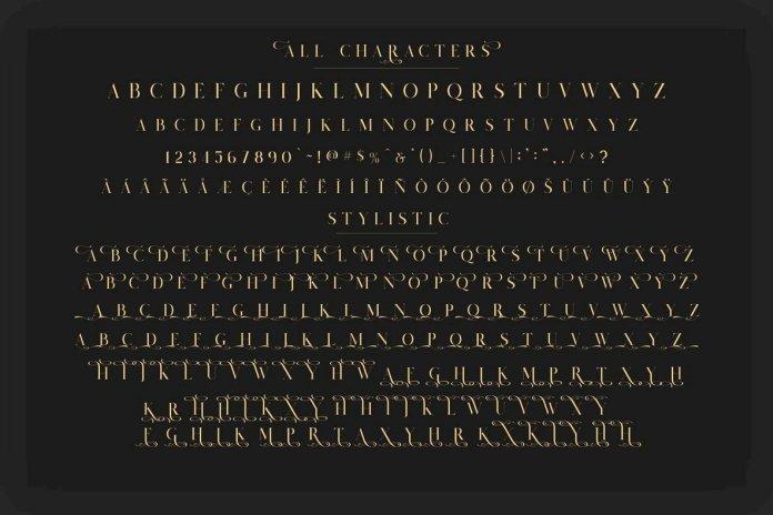 Salvalyn Font