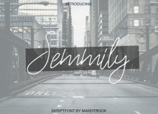 Semmily Font