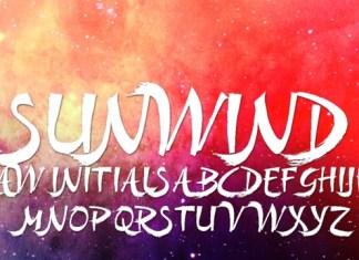 Sunwind Font Family