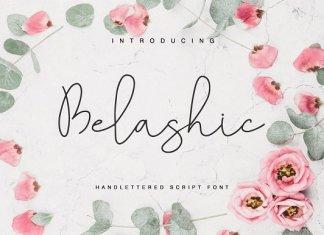 Belashic Font