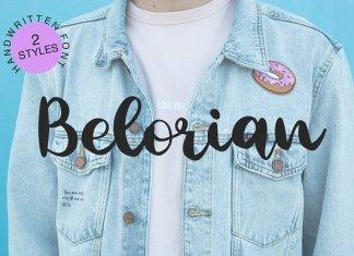 Belorian Script