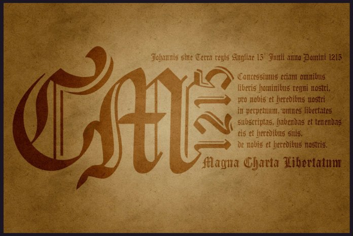 Carta Magna Font Family