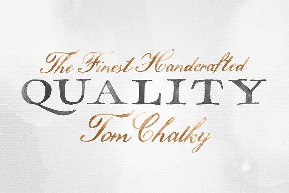 Hamilton SVG Font Collection