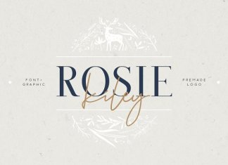 Rosie Kiley Font