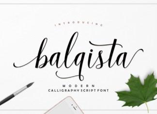 Balqista Script