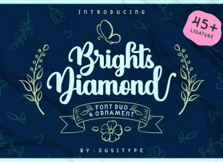 Brights Diamond + EXTRAS *INTRO SALE