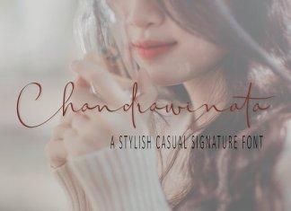 Chandrawinata Font
